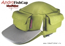 Рыболовная кепка AndroFishCap