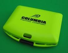 Коробка COLUMBIA 437 раскладная автомат (12+12 отделений) 110x95x30 мм