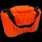 Кан для живца незамерзающий (ЭВА) оранжевый