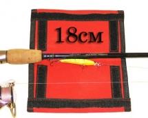 Кошелек 18 Защитный чехол для блёсен, джерков, воблеров K18 см