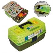 Ящик 3х-полочный Aquatech 1703 Непрозрачная крышка