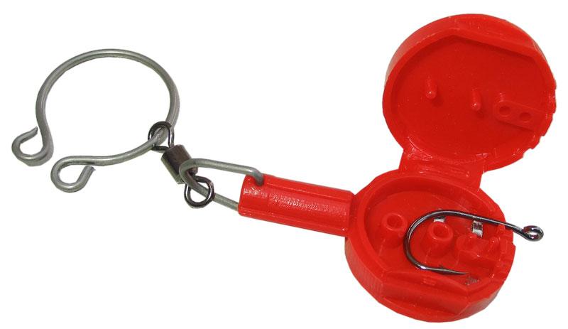 Крючковязатель для рыболовных крючков
