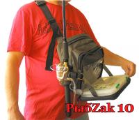 Рыбзак 10 Рюкзак — слинг для ходовой рыбалки
