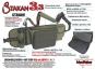Stakan 3.3 ideaFisher держатель удилища + рыболовная сумка спиннингиста