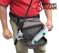 Stakan Stradivari Олива чехол для удилища - поясная сумка
