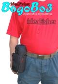ВодоВоз черная сумка органайзер для воды, термоса.